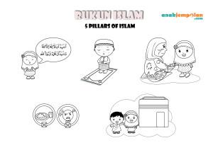 rukun-islam_anakjempolan_coloring-page